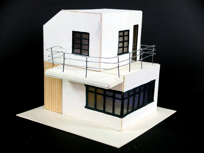 architekturmodelle 12 klasse